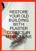 Restore Your Old Building with Plaster Cornice in Melbourne PowerPoint PPT Presentation
