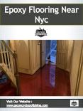 Epoxy Flooring Near NYC PowerPoint PPT Presentation