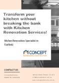 Transform your kitchen without breaking the bank with Kitchen Renovation Services! PowerPoint PPT Presentation