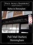Barber In Birmingham | Call 01217941693 | pallmallbarbersbirmingham.com PowerPoint PPT Presentation