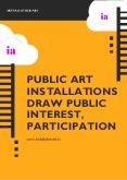 Public Art Installations Draw Public Interest, Participation PowerPoint PPT Presentation