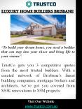 Luxury Home Builders Brisbane PowerPoint PPT Presentation