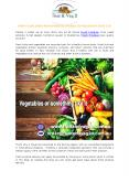 HOW TO DELIVER FRESH PRODUCE PRODUCTS AND BENEFITS OF ITS PowerPoint PPT Presentation
