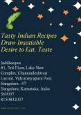 Tasty Indian Recipes Draw Insatiable Desire to Eat, Taste PowerPoint PPT Presentation
