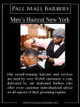 Men's Haircut New York PowerPoint PPT Presentation