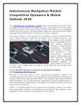 Autonomous Navigation Market: Competitive Dynamics & Global Outlook 2025 PowerPoint PPT Presentation