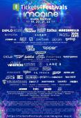 Imagine Music Festival Releases Full 2019 Lineup