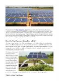 Why Need A Solar Power Kit And Water Pump? PowerPoint PPT Presentation