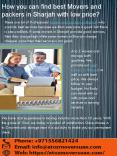 Movers and packers in Sharjah | Contact A to Z Movers UAE PowerPoint PPT Presentation