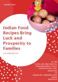 Indian Food Recipes Bring Luck and Prosperity to Families (2) PowerPoint PPT Presentation