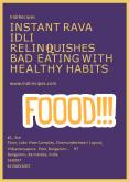 Instant Rava Idli Relinquishes Bad Eating with Healthy Habits PowerPoint PPT Presentation