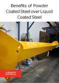 Benefits of Powder Coated Steel over Liquid Coated Steel PowerPoint PPT Presentation