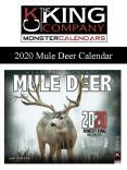 2020 Mule Deer Calendar PowerPoint PPT Presentation