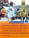 Book Shimla Kullu Manali Holiday Package from Delhi PowerPoint PPT Presentation