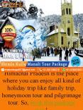 Book Shimla Kullu Manali Holiday Package from Delhi PowerPoint PPT Presentation