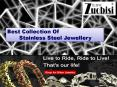 Best Collection Of  Stainless Steel Jewellery PowerPoint PPT Presentation