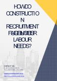 How Do Construction Recruitment Agencies Fulfil Your Labour Needs? PowerPoint PPT Presentation