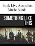 Book Live Australian Music Bands PowerPoint PPT Presentation