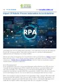 Impact of Robotic Process Automation PowerPoint PPT Presentation