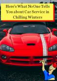 Here's What No One Tells You about Car Service in Chilling Winters PowerPoint PPT Presentation