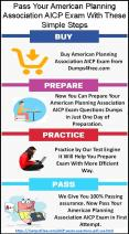 American Planning Association AICP Dumps PDF PowerPoint PPT Presentation