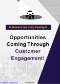Insurance Industry Spotlight: Opportunities Coming Through Customer Engagement! PowerPoint PPT Presentation
