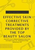 Effective Skin Corrective Treatments Provided By the Top Beauty Salon PowerPoint PPT Presentation