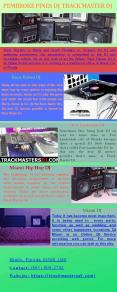 Boca Raton DJ -Track Masters DJ PowerPoint PPT Presentation