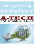 Energy Saving Building Toronto PowerPoint PPT Presentation