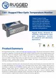[PPT]T301 Rugged Fiber Optic Temperature Monitor for Industrial and Laboratory Applications PowerPoint PPT Presentation