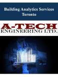 Building Analytics Services Toronto PowerPoint PPT Presentation
