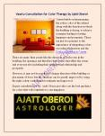 Vaastu Consultation for Color Therapy by Ajatt Oberoi PowerPoint PPT Presentation