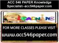 ACC 546 PAPER Knowledge Specialist--acc546paper.com PowerPoint PPT Presentation