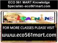 ECO 561 MART Knowledge Specialist--eco561mart.com PowerPoint PPT Presentation