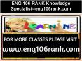 ENG 106 RANK Knowledge Specialist--eng106rank.com PowerPoint PPT Presentation