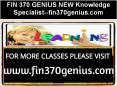 FIN 370 GENIUS NEW Knowledge Specialist--fin370genius.com PowerPoint PPT Presentation