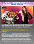 Play New UK Slot Site 2020 with New Bonuses PowerPoint PPT Presentation