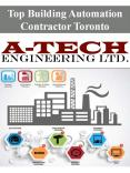 Top Building Automation Contractor Toronto PowerPoint PPT Presentation