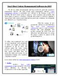 Best Visitor Management System - Smart Visitor Management System - SWYP PowerPoint PPT Presentation