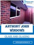 Glass And Glazing PowerPoint PPT Presentation