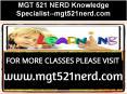 MGT 521 NERD Knowledge Specialist--mgt521nerd.com PowerPoint PPT Presentation