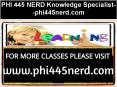PHI 445 NERD Knowledge Specialist--phi445nerd.com PowerPoint PPT Presentation