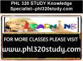 PHL 320 STUDY Knowledge Specialist--phl320study.com PowerPoint PPT Presentation
