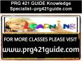 PRG 421 GUIDE Knowledge Specialist--prg421guide.com PowerPoint PPT Presentation