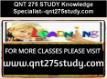 QNT 275 STUDY Knowledge Specialist--qnt275study.com PowerPoint PPT Presentation