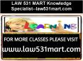 LAW 531 MART Knowledge Specialist--law531mart.com PowerPoint PPT Presentation