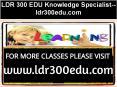 LDR 300 EDU Knowledge Specialist--ldr300edu.com PowerPoint PPT Presentation
