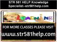 STR 581 HELP Knowledge Specialist--str581help.com PowerPoint PPT Presentation