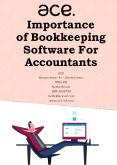 Know The Importance of Bookkeeping Software For Accountants PowerPoint PPT Presentation