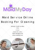 How Often Maid Service Online Booking Are Required? PowerPoint PPT Presentation